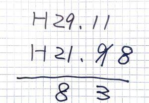 【みんなのねんきん】年アドで使える月数カウントテクニック
